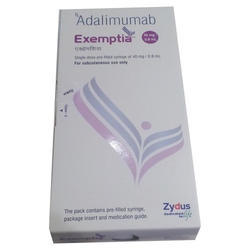 Exemptia (Adalimumab)
