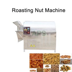 roasting nut machine