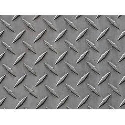 Indian Is 2062 Chequered Steel Coil, Size: 2-25 Mm