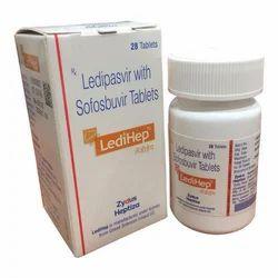 Ledihep (Ledipasvir 90mg Sofosbuvir 400mg)