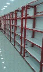 Supermarket Maligai Storage Rack
