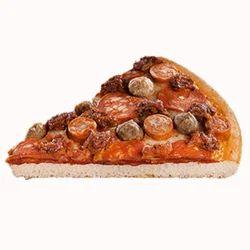 Pickled Chicken Pizza