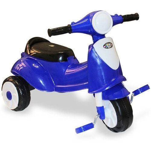 f16f53c5779 Blue Plastic Kids Scooter Tricycle, Rs 625 /piece, Jaion Enterprises ...