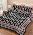 Cotton Jaipuri Bed Sheet