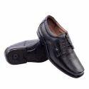 Black Horex Uniform Shoes