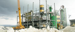 Gypsum Board POP Plant