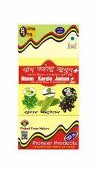 Herbal Neem-Karela-Jamun Plus Juice