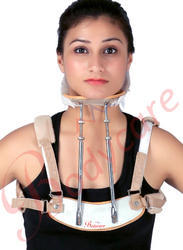 Four Post Cervical Brace