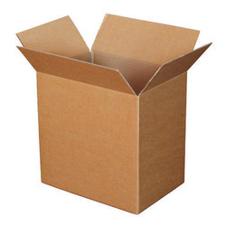 5 Ply Plain Corrugated Paper Packaging Box