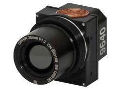 Parameter Monitoring Analog Thermal Infrared Camera 9640 C