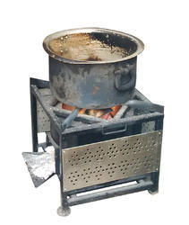 Commercial Multi Fuel Forced Draft Stove