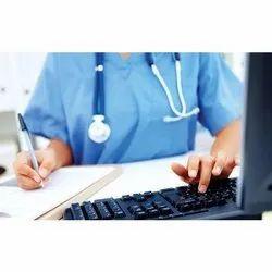 Medical Data Entry Service