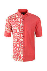 Male Cotton FANCY PRINTED SHIRT