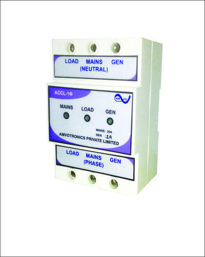Auto Change Over Cum Current Limiter Relay accl at Rs 900 piece