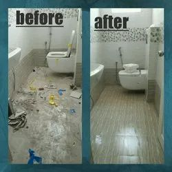 Washing Restroom Cleaning Services