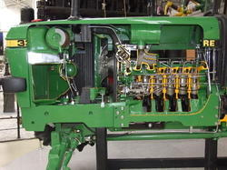 Tractor Engine