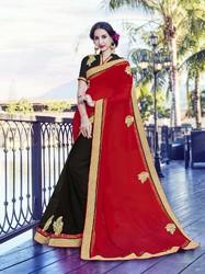 Royal Look Georgette Saree