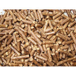 Organic Biomass Pellet