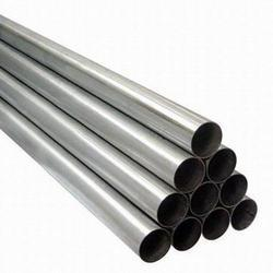 Round MS Pipe