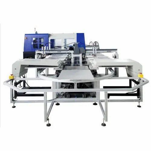 Oval Type Digital Garment Printer