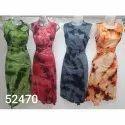 Printed Designer Cotton Dress