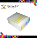 Photo-jet Y , C Refillable Cartridge For Epson Pro 7450
