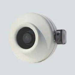 95 W Single Phase Circular Inline Fans - 600 m3/hr - 353 CFM (Model CI150-2E-S2)
