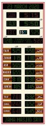 Salah Time Indicator