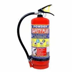 4 Kg Dry Chemical Powder Fire Extinguisher