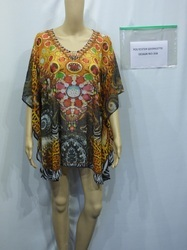 Multi Color Short Kaftan