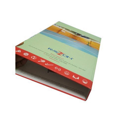 Printed Hardbound Book