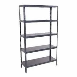 Five Shelves Slotted Angle Rack