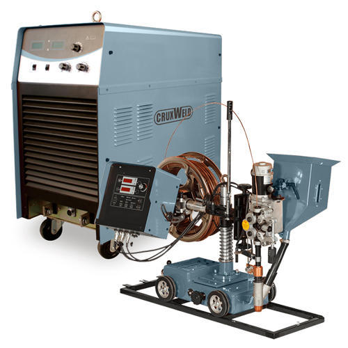 Cruxweld Inverter Based Saw Welding Machine Rs 320000 Piece Cruxweld Industrial Equipments Private Limited Id 4392001691