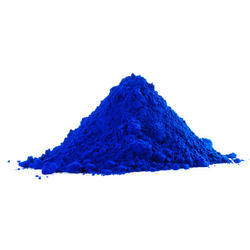 Cosmetic Blue Silk Holi Color