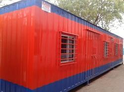 M S Labour House Container