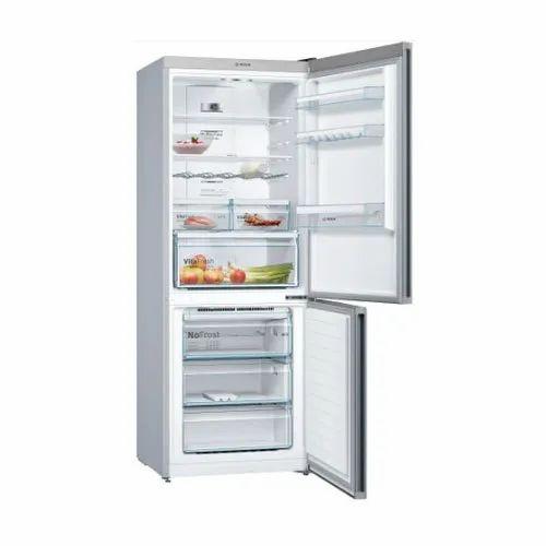 Bosch Double Door Refrigerator, Capacity: 505 L