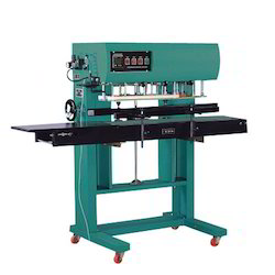 Vertival Band Sealer Machine