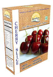 cherry slices