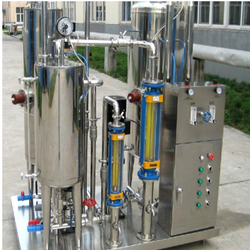Beverage Mixer for Food industry