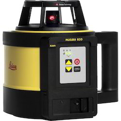 Leica Rugby 820 Rotary Laser