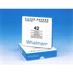 Ashless Filter Papers 1442-917 (Pack of 100)