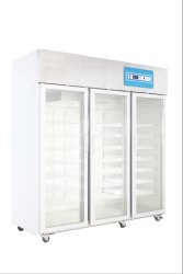 Laboratory Pharmacy Medical  Refrigerators 1500 Liters Glass Doors BLUE STAR