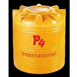 P4 Plastic Water Tank