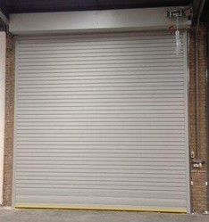 Motorized Steel Rolling Shutter