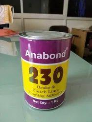 Anabond 230 Brake Shoe Bonding Adhesives