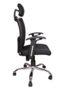 Office Revolving High Back Chair
