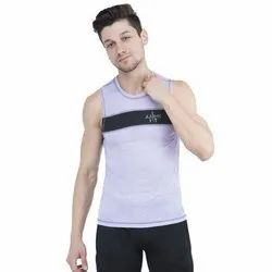 Mens Without Sleeves T Shirt