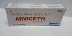 Acetylysten Injection