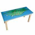 Wood Play School Kids Table