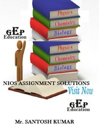 Online Tma Business Studies (319)- Nios Solved Assignment For 12th Class